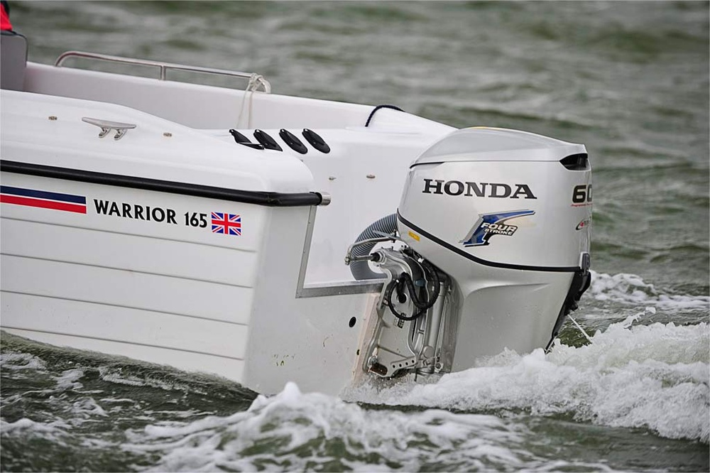 Подвесные лодочные моторы Honda (Хонда)