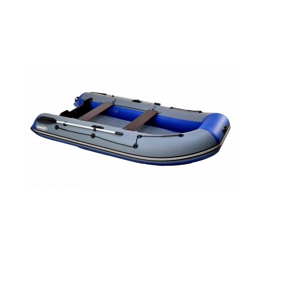 лодка пвх риф с надувным дном цена