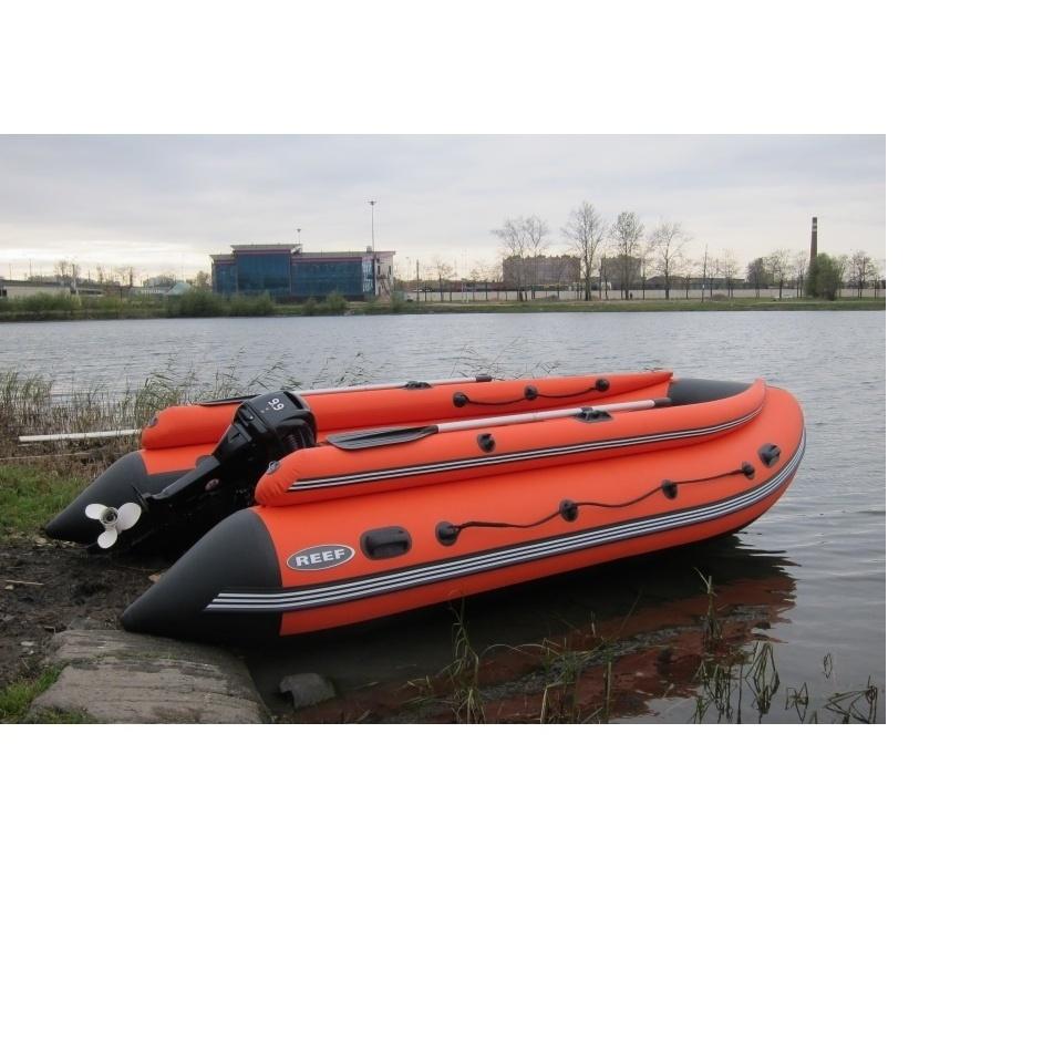 лучшая надувная лодка с надувным дном