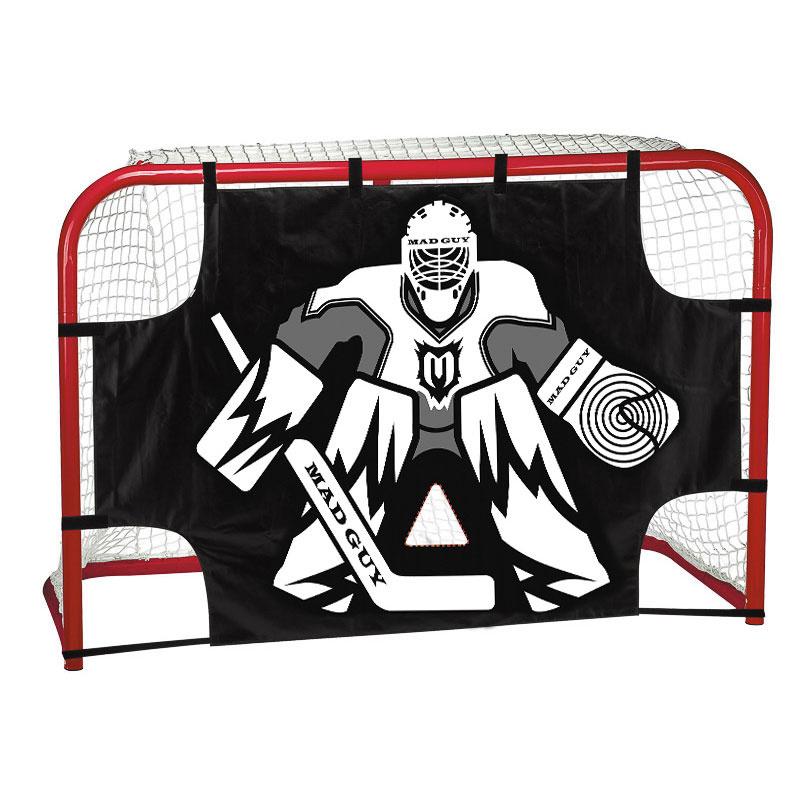Имитатор хоккейного вратаря сделать своими руками 5